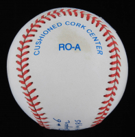 "Clete Boyer Signed OAL Baseball Inscribed ""W.S. Champs 1961"" (JSA COA) (See Description) at PristineAuction.com"