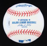 Yogi Berra Signed OML Baseball (JSA COA) at PristineAuction.com