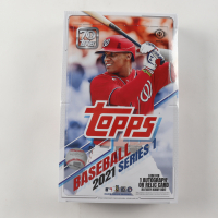 2021 Topps Series 1 Baseball Hobby Box with (24) Packs at PristineAuction.com