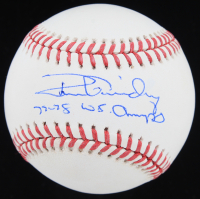 "Ron Guidry Signed OML Baseball Inscribed ""77-78 W.S. Champs"" (JSA COA) at PristineAuction.com"