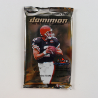 2000 Dominion Football Pack of (10) Cards at PristineAuction.com