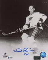 Noel Picard Signed Blues 8x10 Photo (Beckett COA) at PristineAuction.com