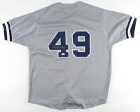 Ron Guidry Signed Jersey (JSA COA) at PristineAuction.com