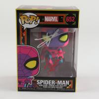 """Tom Holland & Kevin Feige Signed """"Marvel"""" #652 Spider-Man Funko Pop! Vinyl Figure (Beckett Hologram) at PristineAuction.com"""