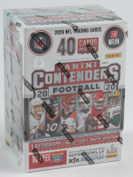 2020 Panini Contenders Football Blaster Box with (5) Packs at PristineAuction.com