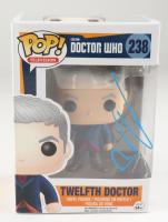 "Peter Capaldi Signed ""Doctor Who"" #238 Twelfth Doctor Funko Pop! Vinyl Figure (Beckett Hologram) at PristineAuction.com"