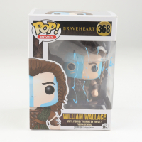"Mel Gibson Signed ""Braveheart"" #368 William Wallace Funko Pop! Vinyl Figure (Beckett Hologram) (See Description) at PristineAuction.com"