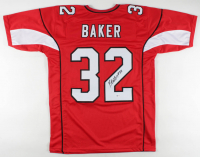 Budda Baker Signed Jersey (Beckett COA) at PristineAuction.com