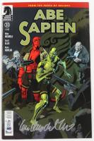 "Guillermo Del Toro Signed 2015 ""Abe Sapien"" Issue #23 Comic Book (Beckett COA) at PristineAuction.com"