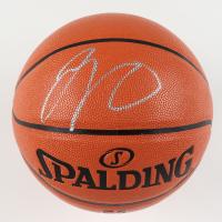Jayson Tatum Signed NBA Game Ball Series Basketball (Fanatics Hologram) (See Description) at PristineAuction.com