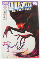 """Evan Peters Signed 2018 """"Quicksilver"""" Issue #2 Comic Book (Beckett COA) at PristineAuction.com"""