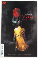 """James McAvoy Signed 2019 """"DCeased"""" Issue #1 Comic Book (Beckett COA) at PristineAuction.com"""