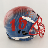 John Brown Signed Full-Size Authentic On-Field Hydro-Dipped Vengeance Helmet (Beckett COA) at PristineAuction.com