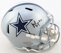 Michael Gallup Signed Cowboys Full-Size Speed Helmet (JSA COA) at PristineAuction.com