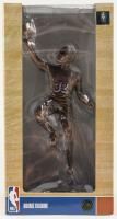"Magic Johnson Signed Lakers 9.5"" Bronze Figurine (Beckett COA) at PristineAuction.com"