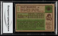 Dan Marino 1984 Topps #123 Pro Bowl RC (BCCG 10) at PristineAuction.com