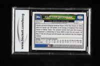 Clayton Kershaw 2008 Topps Update #UH240 RC (BCCG 10) at PristineAuction.com