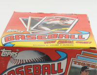 """1988 Topps """"The Real One"""" Bubble Gum Baseball Cards Box with (36) Packs (See Description) at PristineAuction.com"""