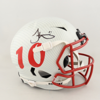 Tyreek Hill Signed Full-Size Authentic On-Field Hydro-Dipped Vengeance Helmet (JSA COA) (See Description) at PristineAuction.com