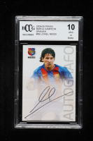 Lionel Messi 2004-05 Panini Barca Campeon Spanish #89 (BCCG 10) at PristineAuction.com
