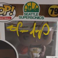 Shawn Kemp Signed SuperSonics #79 Funko Pop! Vinyl Figure (PSA COA) (See Description) at PristineAuction.com