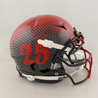 Clyde Edwards-Helaire Signed Full-Size Authentic On-Field Hydro-Dipped Vengeance Helmet (Beckett COA) at PristineAuction.com