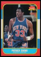 Patrick Ewing 1986-87 Fleer #32 at PristineAuction.com