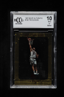 Tim Duncan 1997-98 SP Authentic #128 RC (BCCG 10) at PristineAuction.com