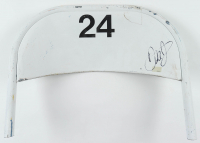 Dale Earnhardt Jr. Signed Original Daytona International Speedway Seat Back (Dale Jr. Hologram & COA, Fanatics COA, & PA COA) at PristineAuction.com