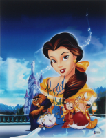 "Paige O'Hara Signed ""Beauty & The Beast"" 11x14 Photo Inscribed ""Belle"" (Beckett COA) at PristineAuction.com"