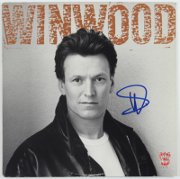"Steve Winwood Signed ""Roll With It"" Vinyl Record (Beckett Hologram) at PristineAuction.com"