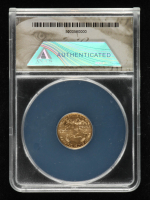 2005 American Gold Eagle $5 Five Dollar 1/10 oz Gold Coin (ANACS MS70) at PristineAuction.com