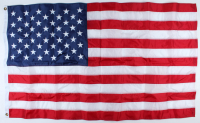 American Flag Flown Over the Capitol on June 6, 2017 (Architect of the Capitol COA) at PristineAuction.com