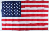 American Flag Flown Over the Capitol on January 20, 2017 (Architect of the Capitol COA) at PristineAuction.com