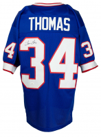 Thurman Thomas Signed Jersey (JSA COA) at PristineAuction.com