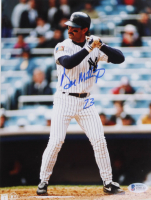 Don Mattingly Signed Yankees 8x10 Photo (Beckett COA) at PristineAuction.com