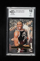 Kobe Bryant 1996 Press Pass #13 (BCCG 10) at PristineAuction.com