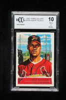 Albert Pujols 2001 Topps Gallery #135 RC (BCCG 10) at PristineAuction.com