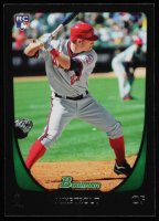 Mike Trout 2011 Bowman Chrome Draft #101 RC at PristineAuction.com