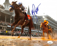 Mike Smith Signed 8x10 Photo (JSA COA) at PristineAuction.com