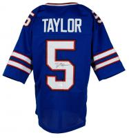 Tyrod Taylor Signed Jersey (JSA COA) at PristineAuction.com