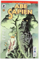 "Doug Jones Signed 2016 ""Abe Sapien"" Issue #35 Comic Book (Beckett COA) at PristineAuction.com"