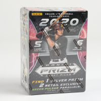 2020 Panini Prizm Draft Picks Baseball Blaster Box with (6) Packs at PristineAuction.com