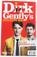 "Elijah Wood Signed 2016 ""Dirk Gently's"" Issue #3 Comic Book (Beckett COA) at PristineAuction.com"