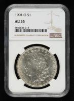 1901-O Morgan Silver Dollar (NGC AU55) at PristineAuction.com