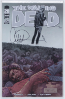 "Charlie Adlard Signed 2012 ""The Walking Dead"" Issue #100 Image Comic Book (Dymanic Forces COA) at PristineAuction.com"