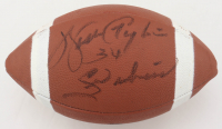 "Walter Payton Signed Football Inscribed ""Sweetness"" (JSA LOA) at PristineAuction.com"