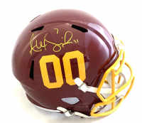 Alex Smith Signed Washington Full-Size Speed Helmet (Beckett COA) at PristineAuction.com