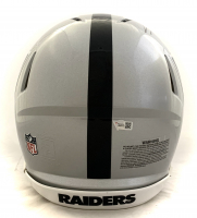 Charles Woodson Signed Raiders Full-Size Authentic On-Field Speed Helmet (Fanatics Hologram) at PristineAuction.com