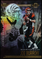 Joe Burrow 2020 Panini Illusions #5 RC at PristineAuction.com